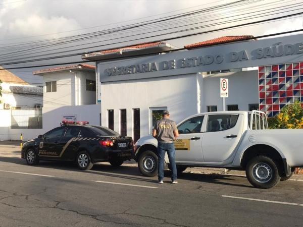 Filha de vice-governador é presa em operação da PF, em Alagoas