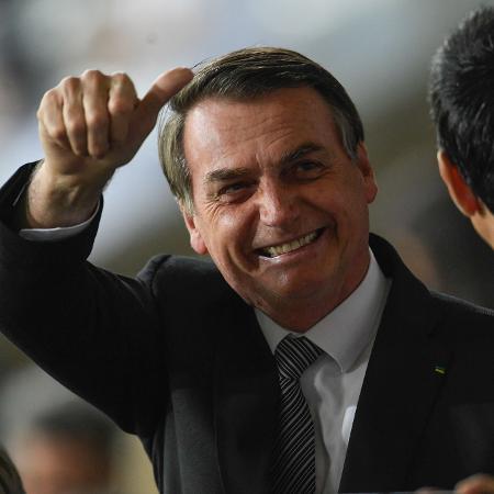 Bolsonaro requisita decisão correta a deputados sobre decreto de armas