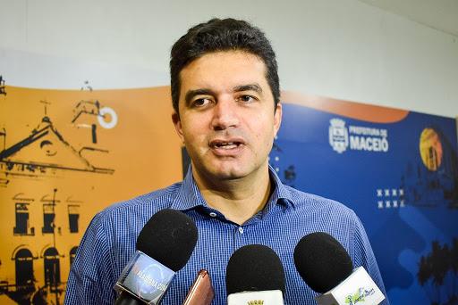 Agora é oficial: Rui Palmeira se desfilia do PSDB