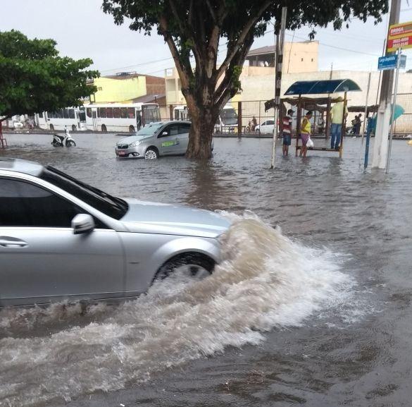 Municípios alagoanos seguem em alerta por alto volume de chuvas