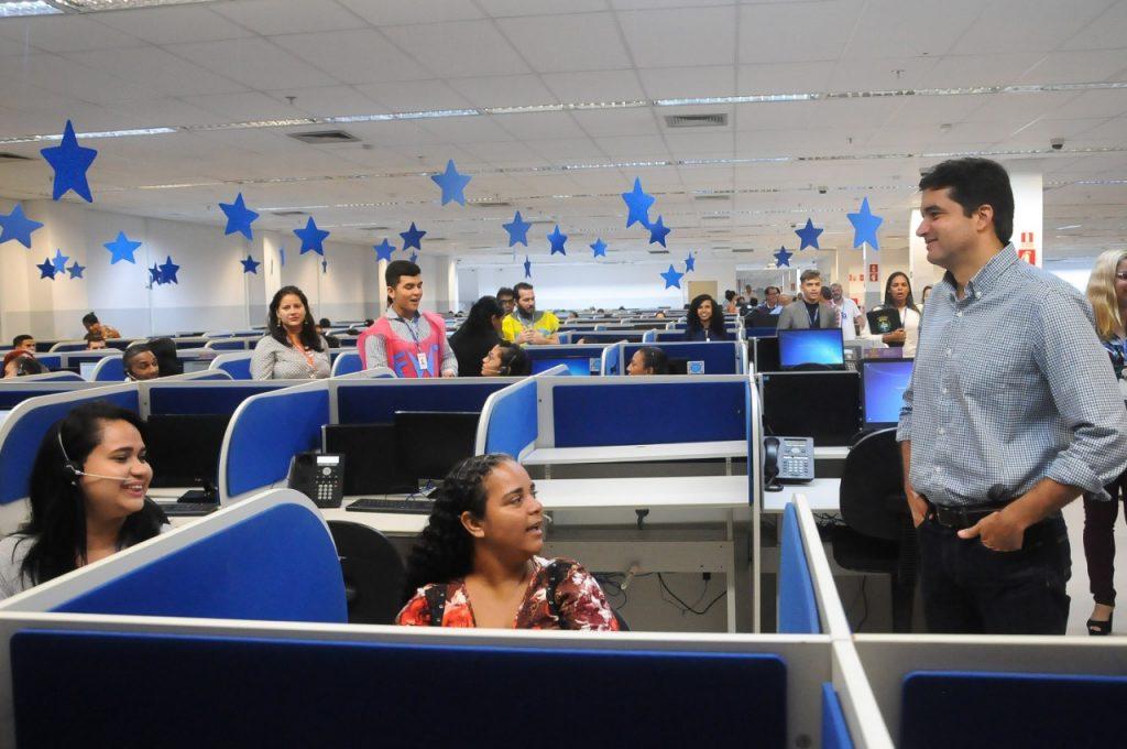Uma das empresas que mais empregam no Brasil está em Maceió