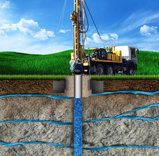 Perfuração de novo poço artesiano irá combater falta de água