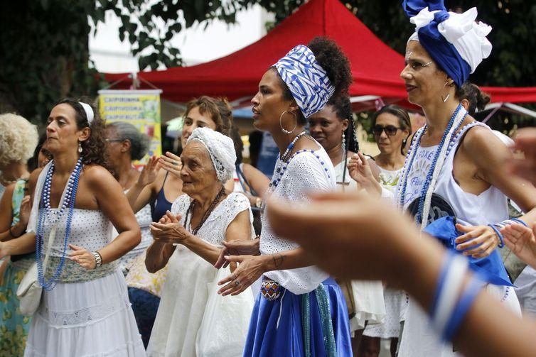 Religiões de matriz africana defendem paz e respeito no Dia de Iemanjá