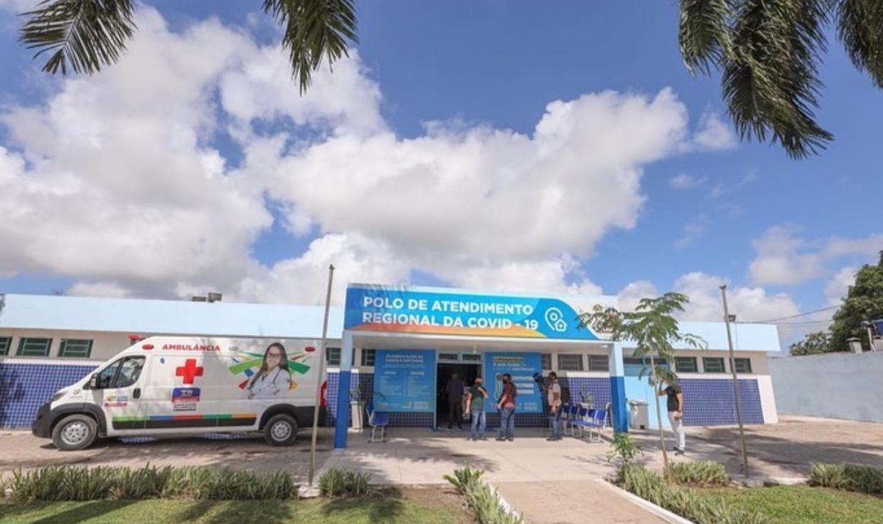 Governo e prefeitura entregam 60 leitos para Covid em Campo Alegre