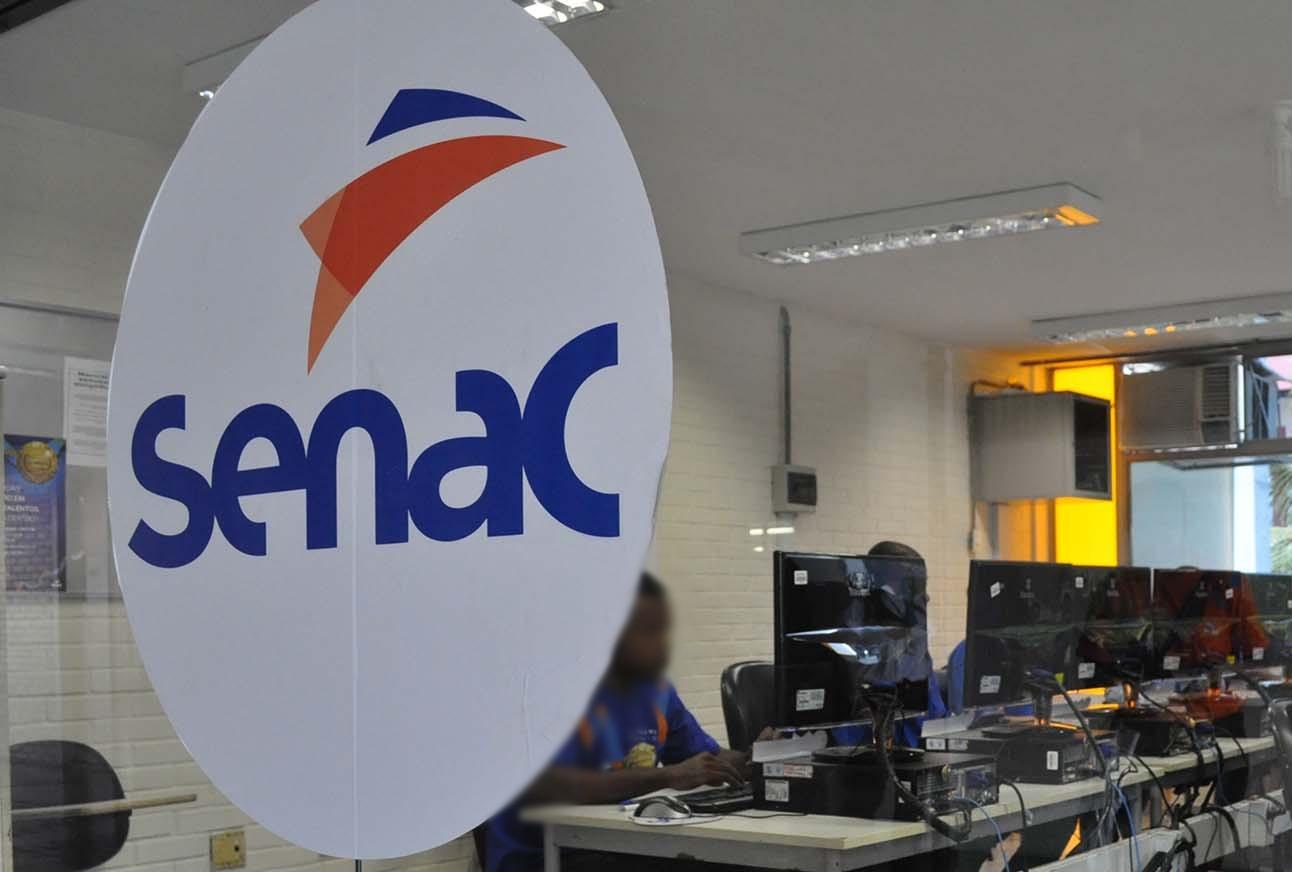 Senac abre mais de 800 vagas em diversos cursos gratuitamente