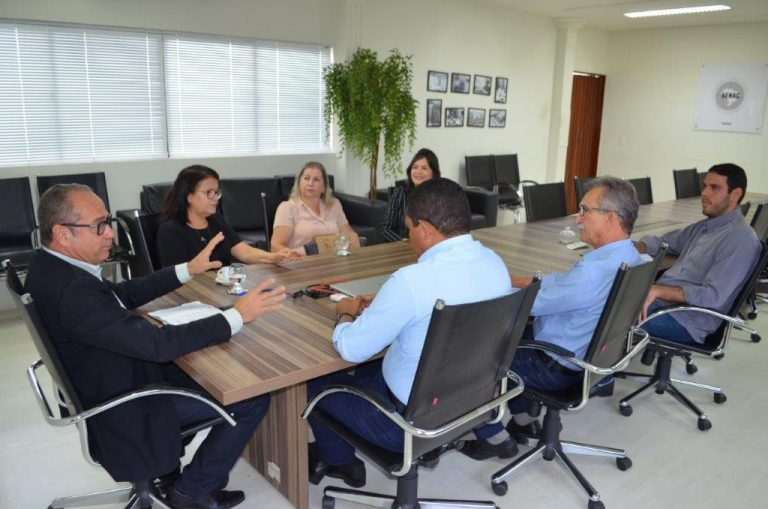 Sistema Fecomércio e prefeitura de Palmeira discutem parceria
