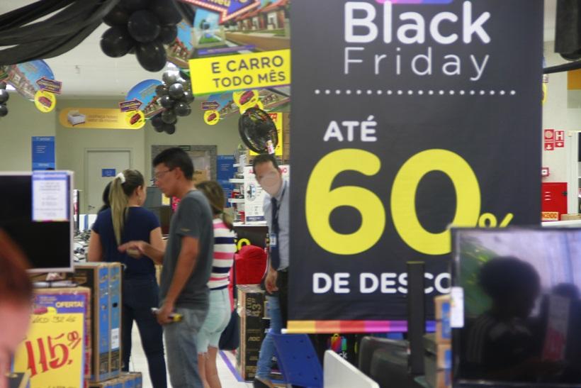 Incremento de vendas na Black Friday ficou em 15%, avalia Aliança Comercial