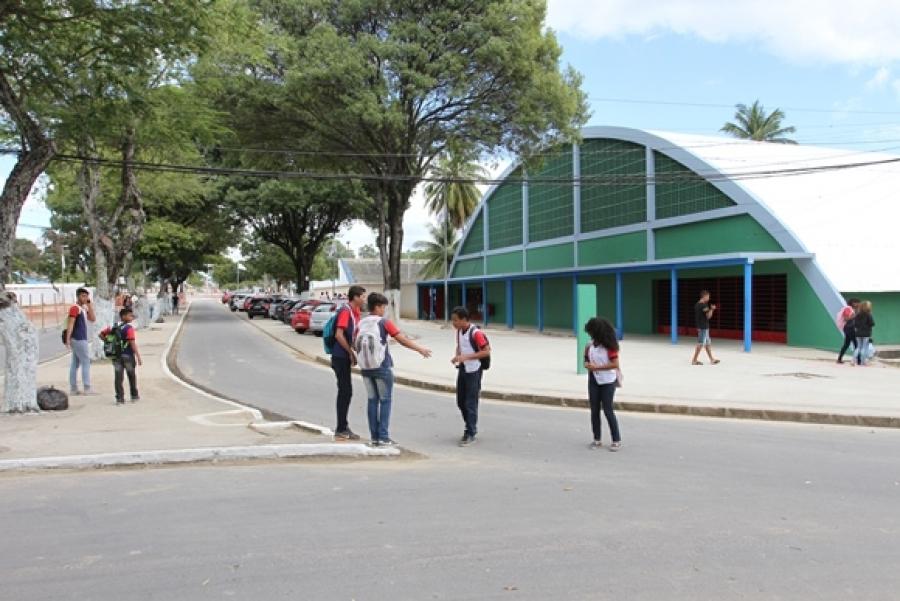 Governo realiza revitalização de espaços históricos da Educação