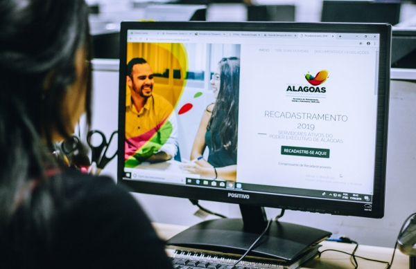 Seplag estende prazo para recadastramento dos servidores estaduais
