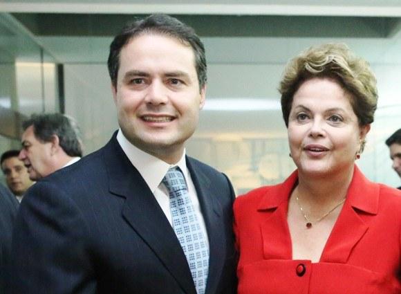 Renan Filho: 'Apesar das dificuldades, Dilma ajuda Alagoas'