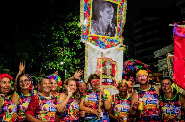 Carnaval de Maceió é marcado por diversidade cultural