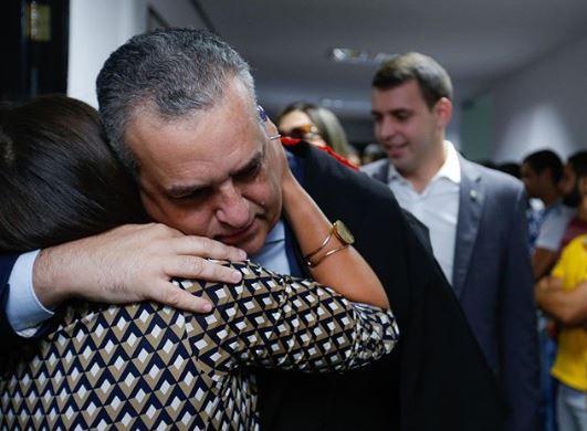 Alfredo Gaspar pede exoneração do cargo de procurador-geral