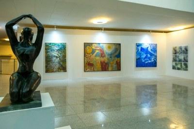 Serão abertas inscrições de V Salão Internacional de Arte contemporânea