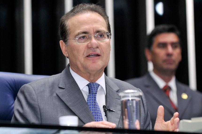 """Renan não vai a reunião do """"desembarque"""" do PDMB"""
