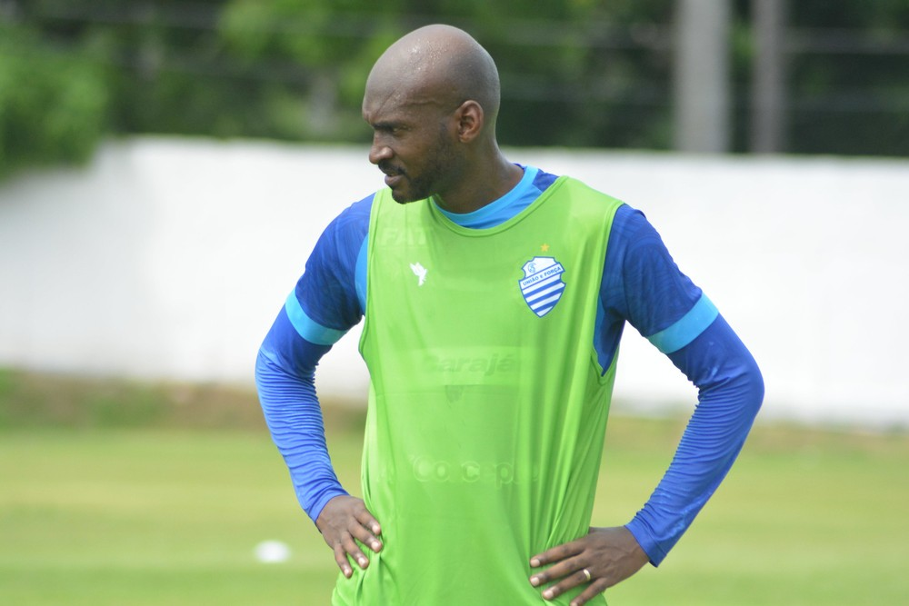 Leandro Souza está de saída para o Cuiabá