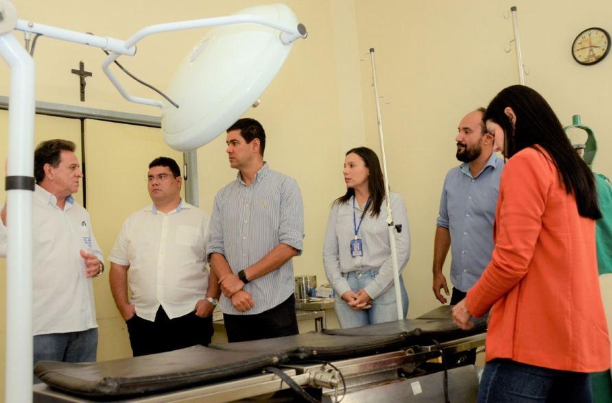 43 novos equipamentos são entregues à hospitais do Alto Sertão alagoano