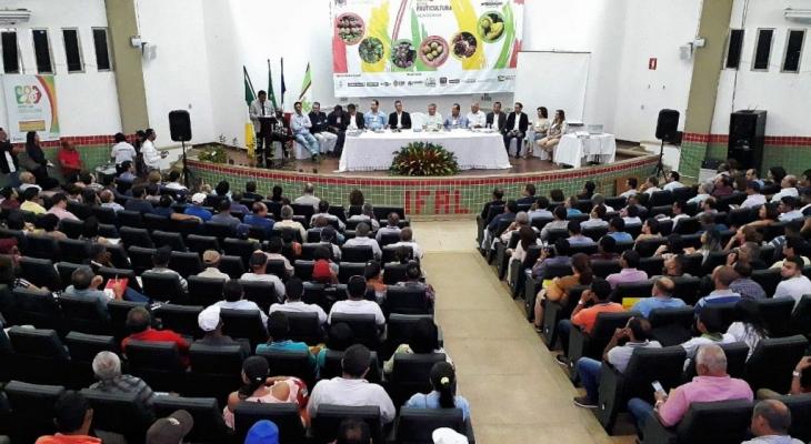 Oficina da Rota da Fruticultura é lançada em Palmeira dos Índios