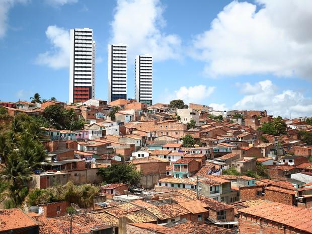 Alagoas é o estado com maior desigualdade de renda do País
