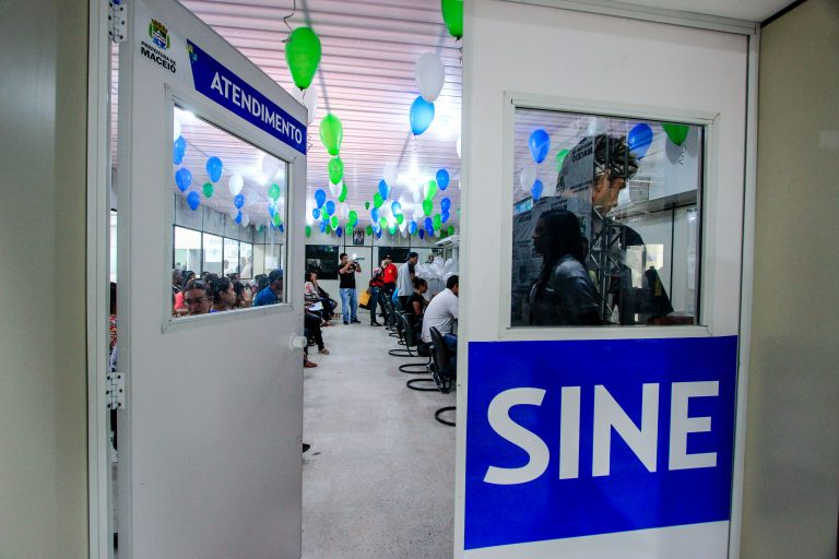 Sine Maceió oferta mais de 130 vagas de emprego