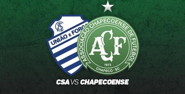 Brasileirão: CSA enfrente Chapecoense nesta quarta-feira (4)