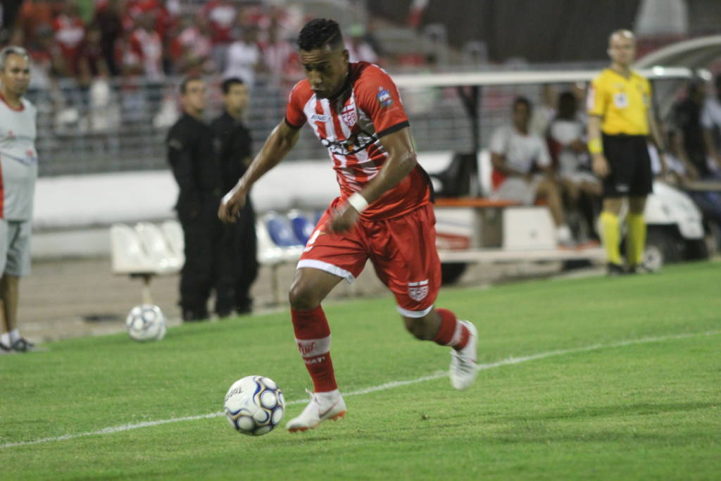 CRB tem desafio na Arena Fonte Nova