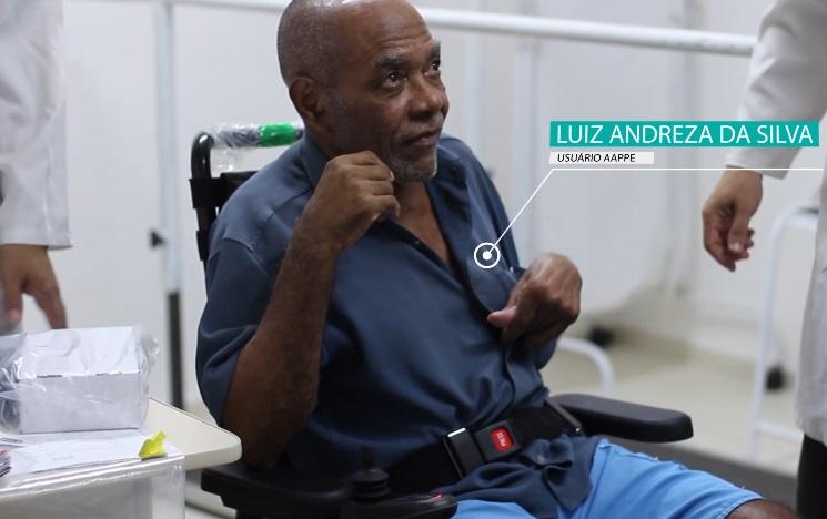 AAPPE devolve autonomia para idosos com entrega de próteses e cadeiras de rodas