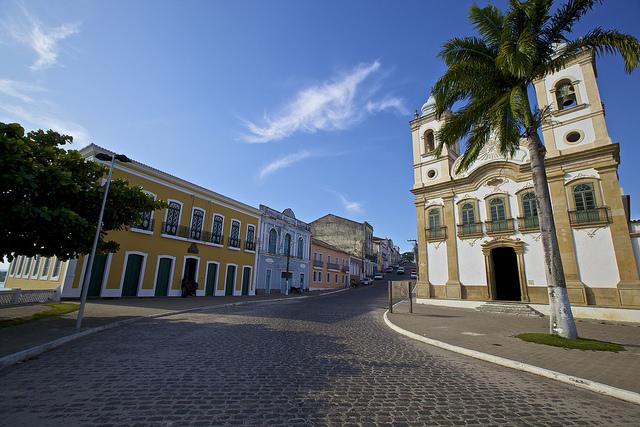 Penedo é escolhida como uma das cidades mais felizes do Brasil
