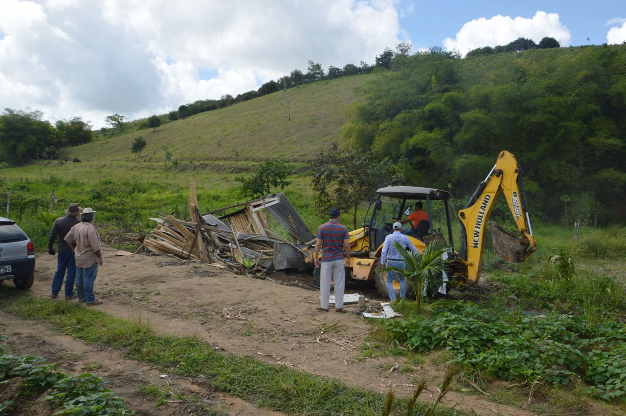 Incra retoma operação contra invasão de reserva ambiental em assentamento alagoano