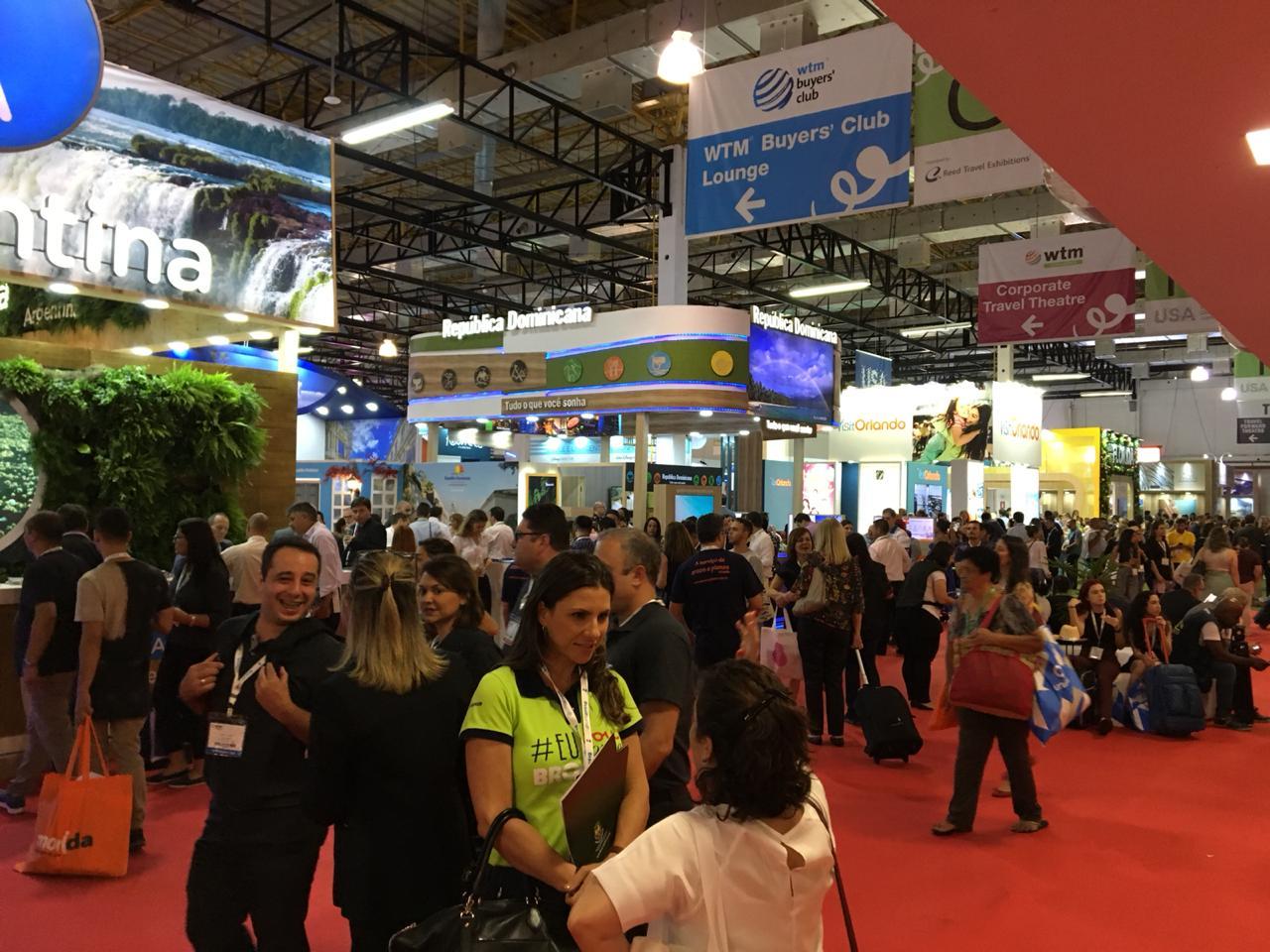 Turismo: Prefeitura de Maceió  participa de feira internacional em SP