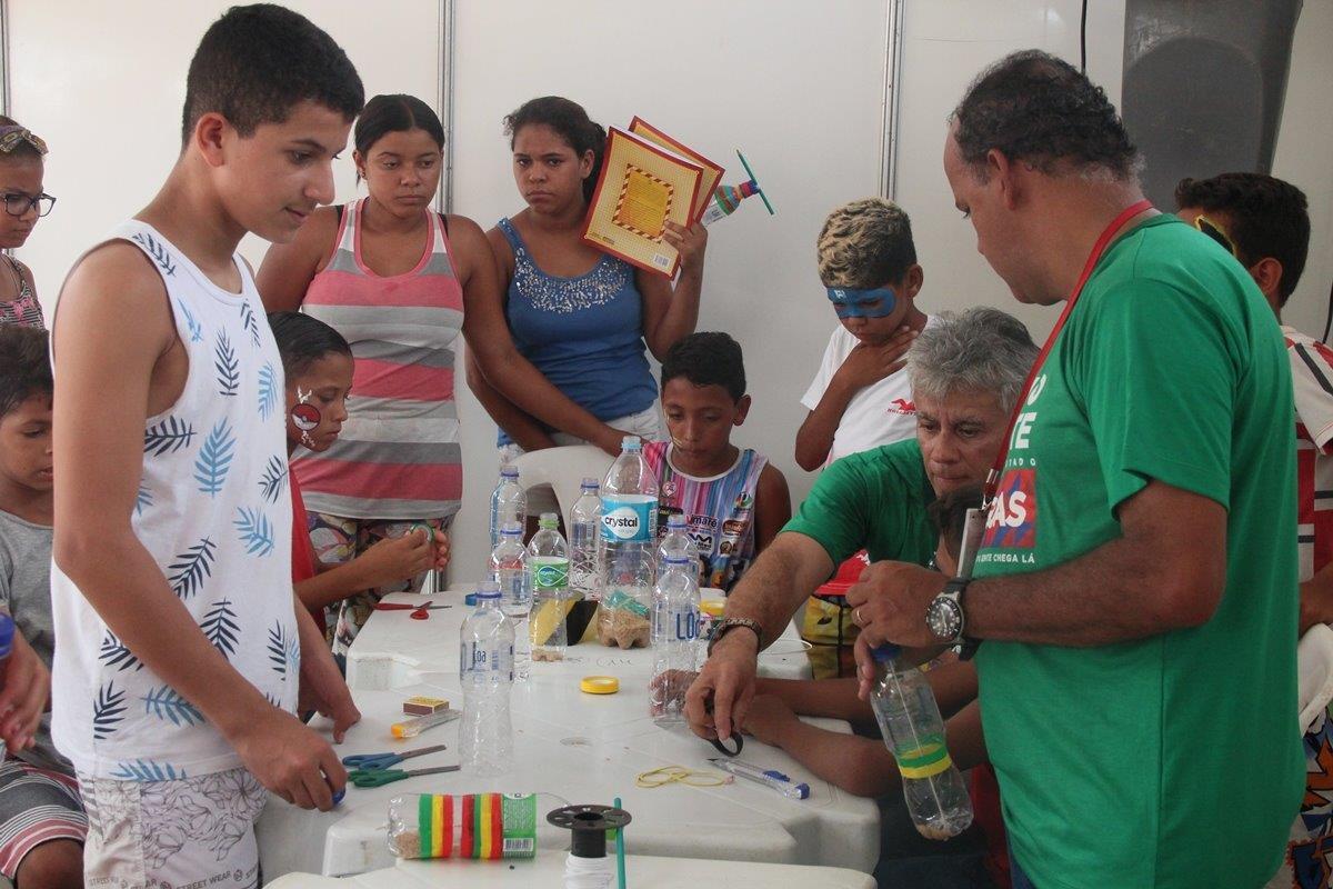Alagoas ocupa a 7ª colocação no ranking nacional e a 2ª no nordeste em popularização da ciência
