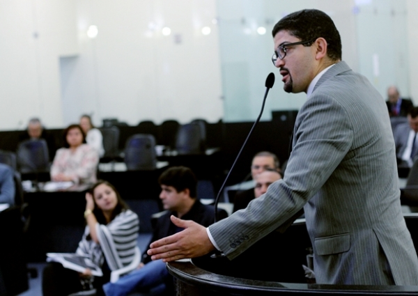 Governo apresenta projeto da Lei de Diretrizes Orçamentárias para 2018 à ALE