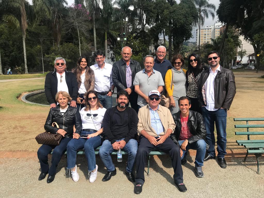 Diretoria da CPLA participa de missão técnica no Minas Láctea 2019