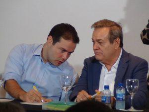 Lessa deve anunciar hoje retomada da aliança com Renan Filho