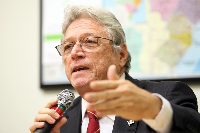 Vilela garante: Téo será candidato ao Senado em 2018