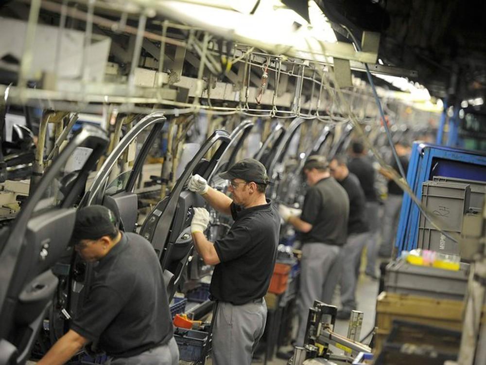 Indústria cresce 0,8% entre junho e julho deste ano