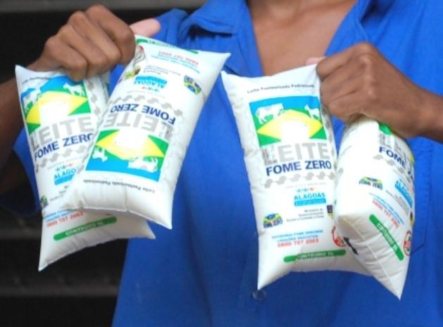 80 mil famílias sem leite em AL: um desafio para a bancada federal