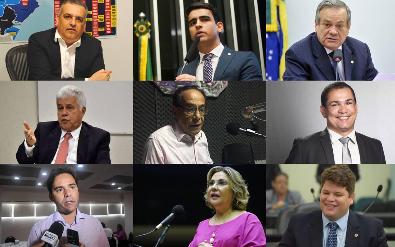 Confira quem lidera a preferência do eleitor em Maceió