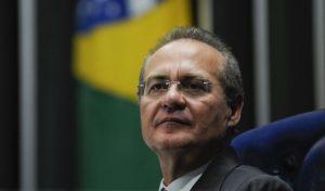 """""""Janot facilitou a vida de Michel"""", diz Renan Calheiros"""