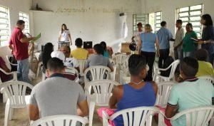 Jovens do município de Branquinha recebem capacitação em apicultura