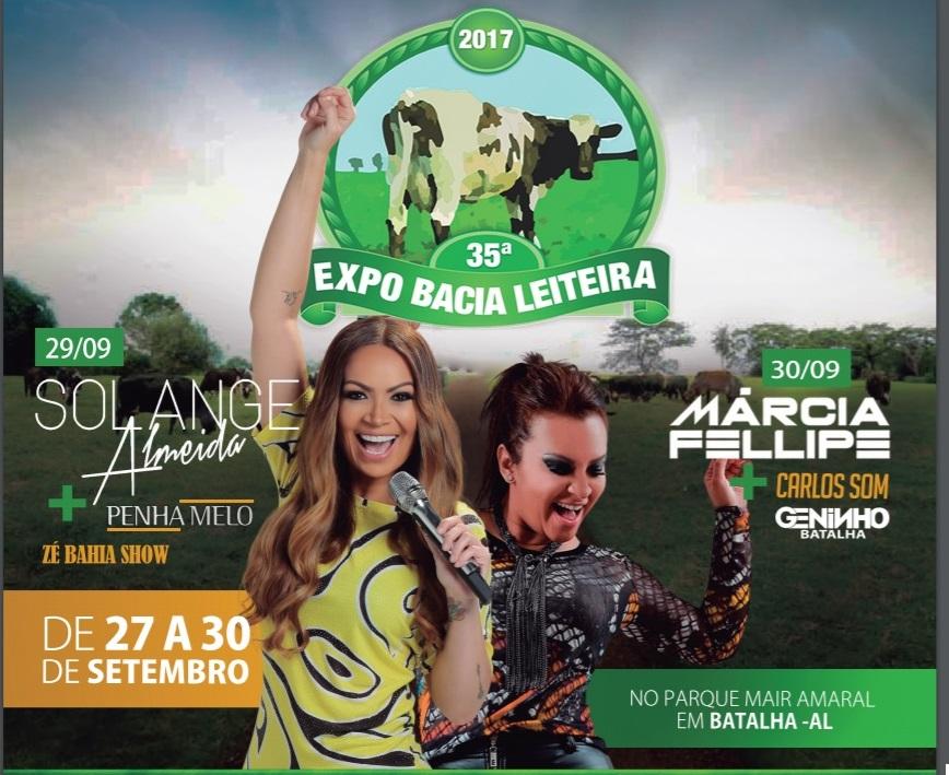 Expo Bacia Leiteira terá programação técnica voltada para o setor