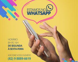Procon Alagoas disponibiliza número de Whatsapp para atender consumidores