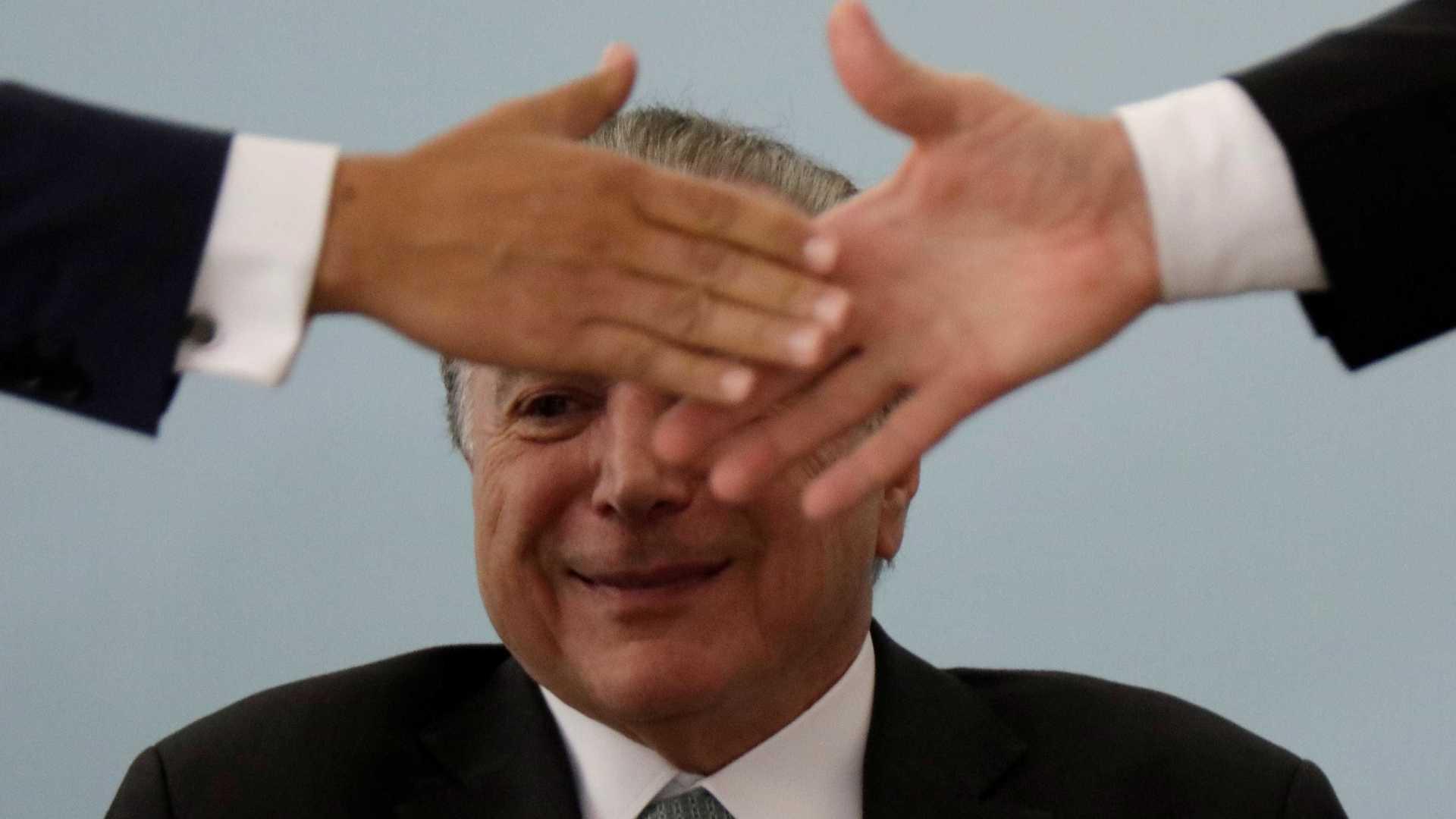 Temer defende fundo eleitoral bilionário questionado no STF
