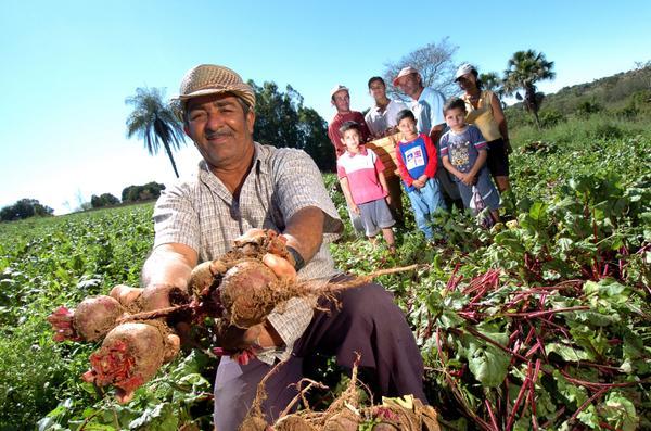 """""""PAA estadual renova as esperanças da agricultura familiar"""", diz presidente da Pindorama"""