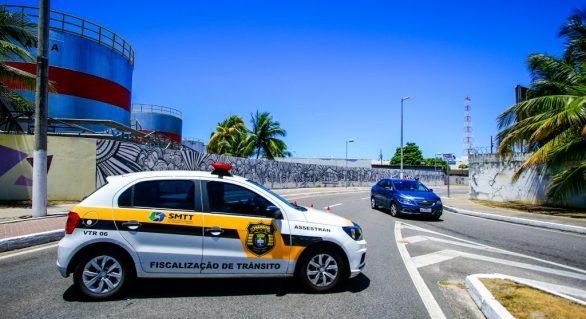 Trânsito no Jaraguá é modificado neste sábado (21), devido a trio elétrico natalino