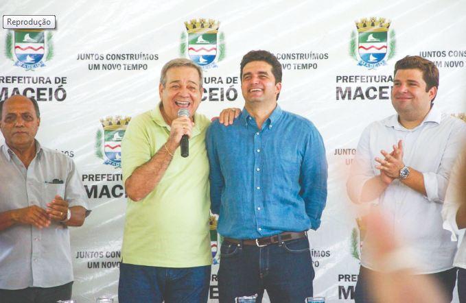 Ronaldo Lessa pode ser a escolha de Rui Palmeira para 2020