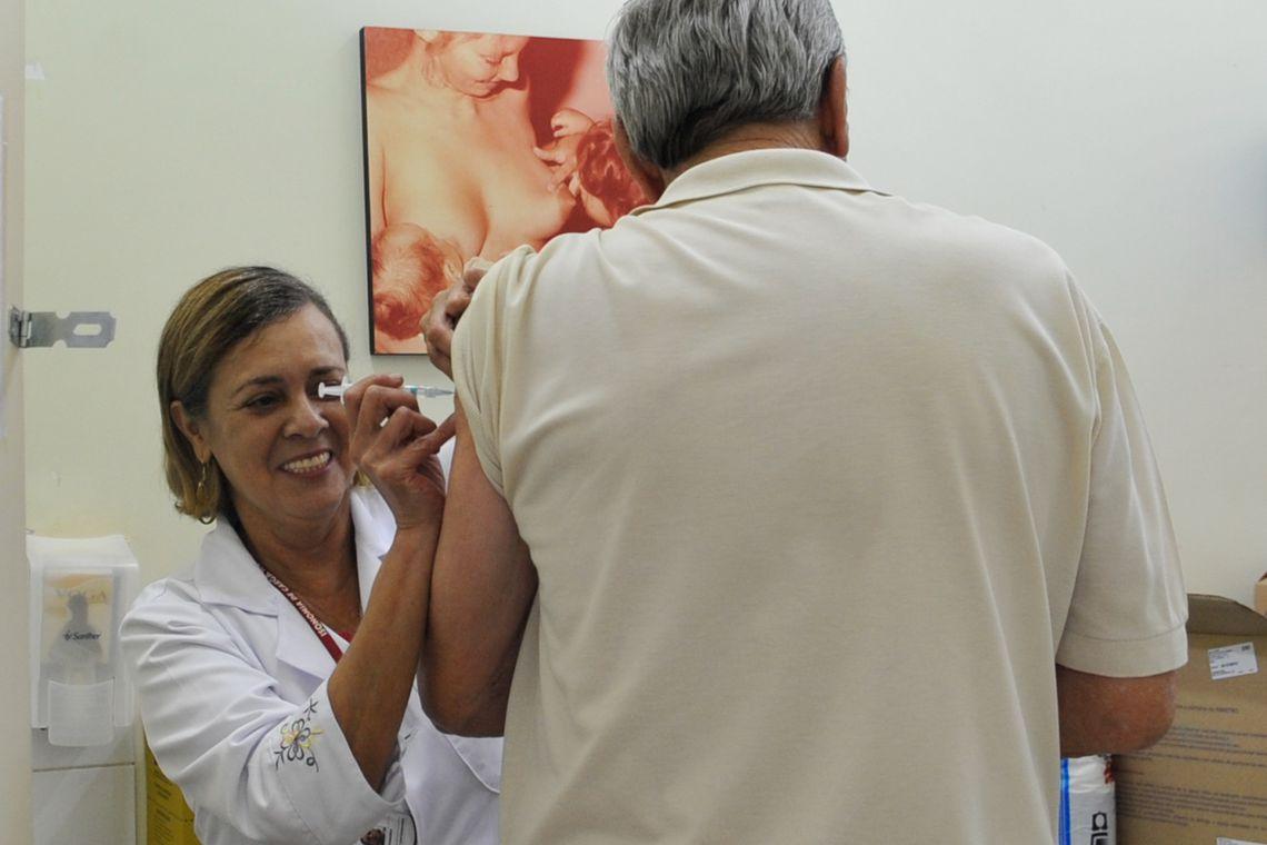 Campanha de vacinação contra Gripe começou