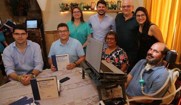 Pesquisadores e médicos alagoanos lançam livro sobre ELA em Alagoas