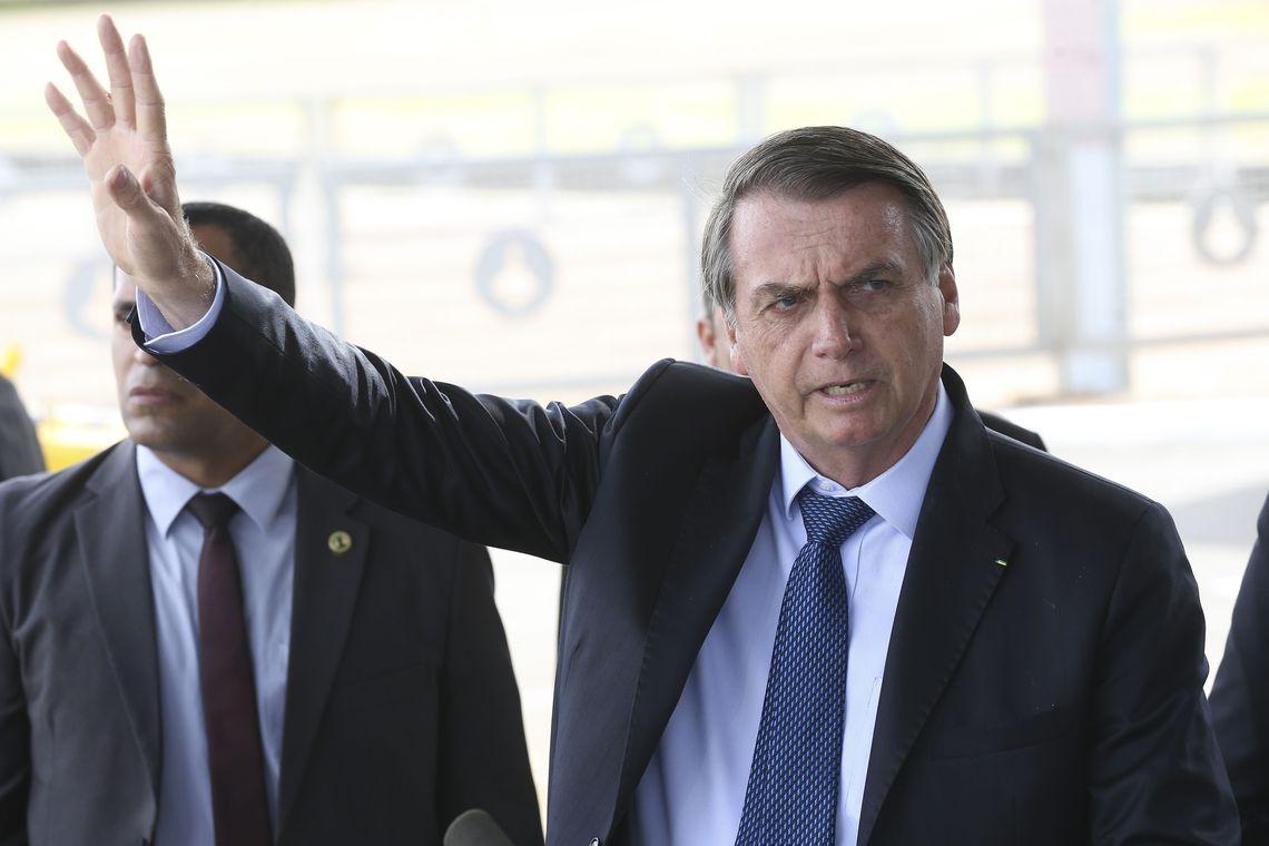 Bolsonaro irá vetar 9 pontos de projeto de abuso de autoridade