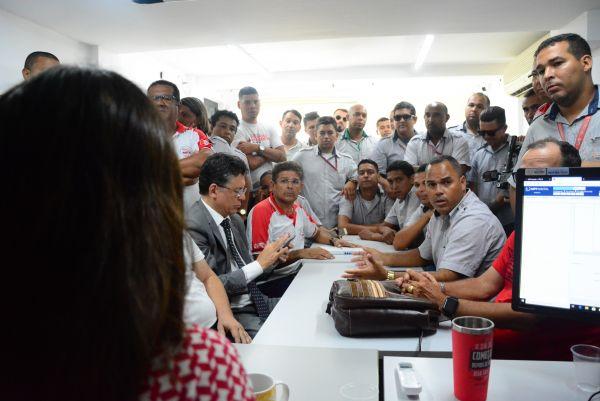 MPT realizará nova audiência com trabalhadores da Veleiro