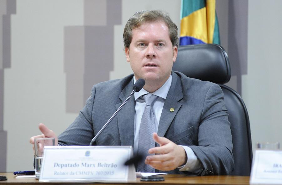 Marx Beltrão pode perder cargos na reforma administrativa de RF